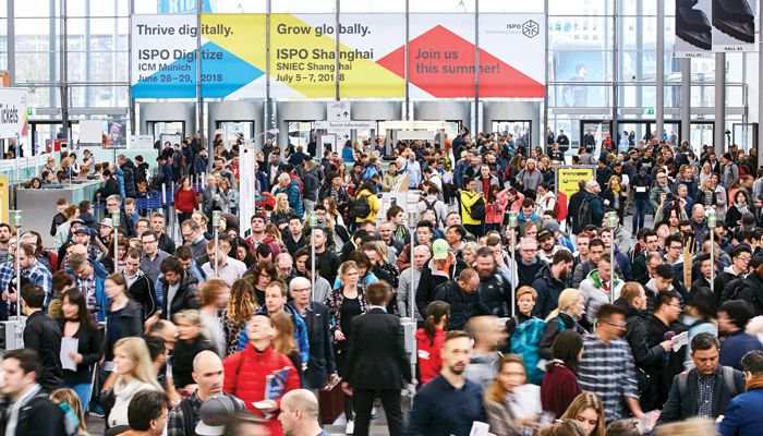 ISPO MUNICH: Digitalization drives growth in the sporting goods industry