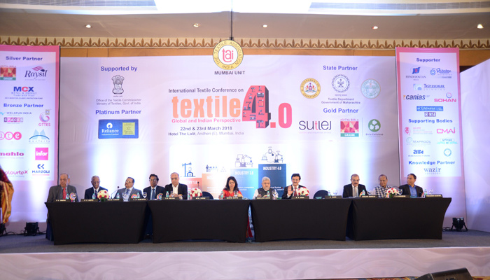 TAI Mumbai organises 'Textile 4.0 Global and Indian Perspective' Conference