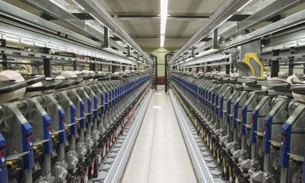 Textile Machinery orders at a standstill