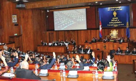 Cambodian parliament passes draft minimum wage law