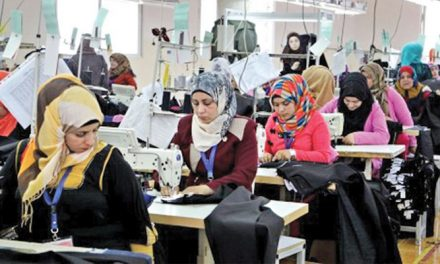 Egypt's garment exports up 17 per cent to $385 mn in Q1 2018