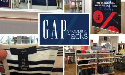 Gap sales up 10 per cent to $3.8 bn
