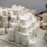 Hank yarn packing order Reduce obligation to 15 per cent