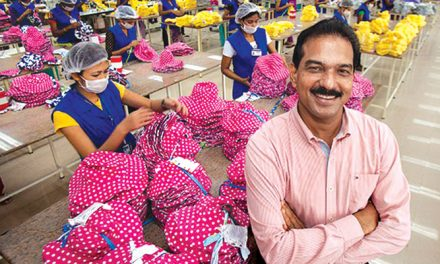 Kitex Garments plans to raise production by 3.5x