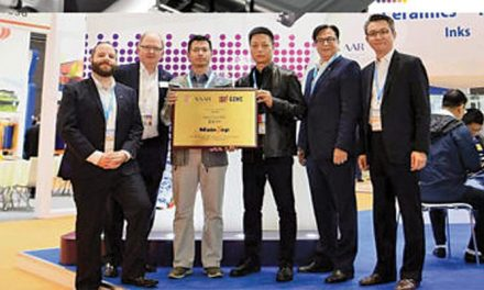 RIP Software Drives success of Xaar 1201 printhead in Asia