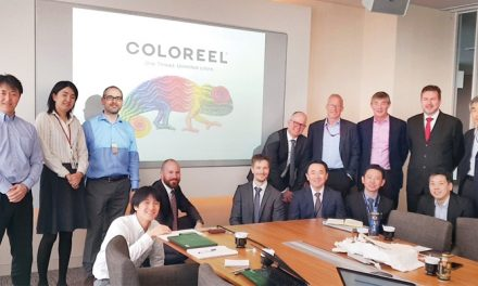 Ricoh partners with Coloreel to revolutionise textile industry