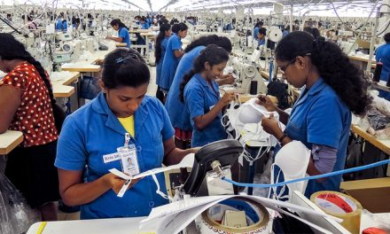 Sri Lanka looking for garment export boost