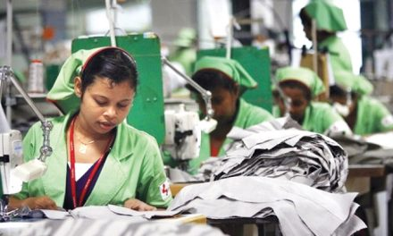 Sri Lanka wants $500 mn apparel trade deal with India