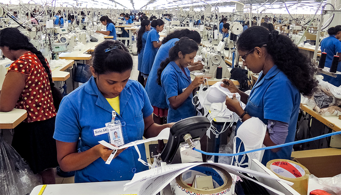 Sri Lanka looking for garment export boost