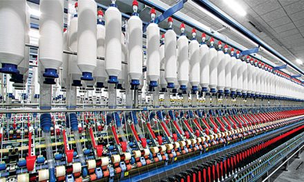 Textile Machinery orders at a standstill in early 2018