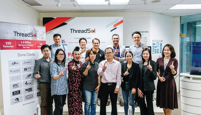 ThreadSol partners with Thai Garment Manufacturers Association