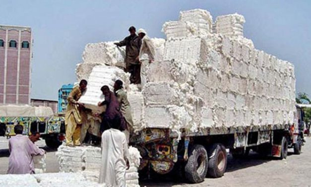 2 per cent duty imposed on import of cotton and yarn by Pakistan
