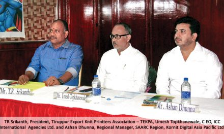 Kornit organises open house for printers in Tirupur