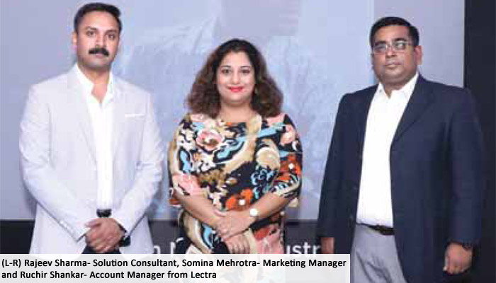 """Lectra organises seminar on """"Fashion Meets Industry 4.0 – North Chapter"""""""