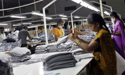 Textile, clothing exports up marginally to $39.2 bn in 2017-18
