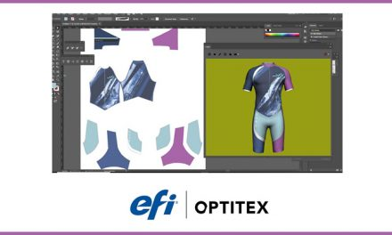 EFI perfects fabric evaluation methods that allow customers perform fit analysis