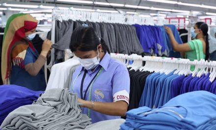 India's apparel exports fall by 17 per cent