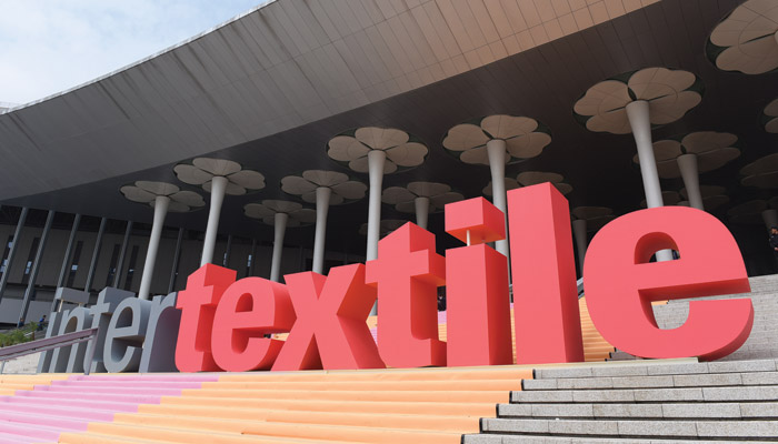 Intertextile Shanghai fabrics shows dates changed