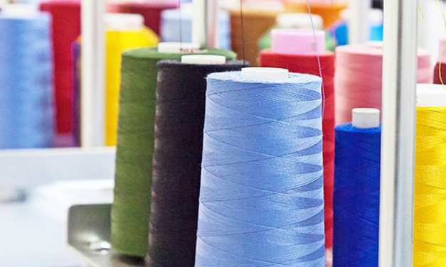 Wide variety of yarns on display at Yarn Expo 2018 in Surat