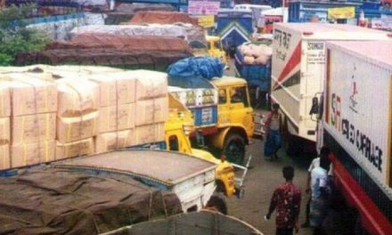 Bangla apparel industry in trouble due to transport shortage
