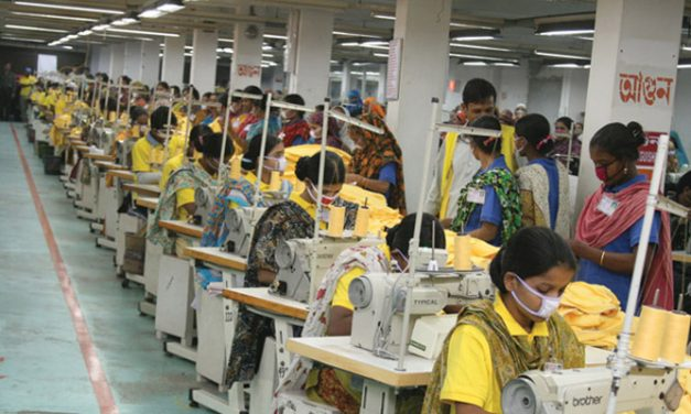Bangladesh's global apparel export market share grows