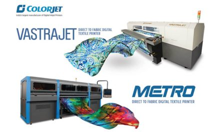 ColorJet to debut METRO with Kyocera Print Heads this month