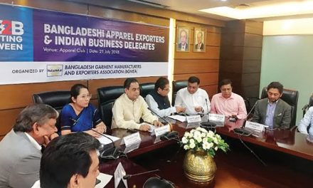 Dhaka and New Delhi discuss textile sector collaboration