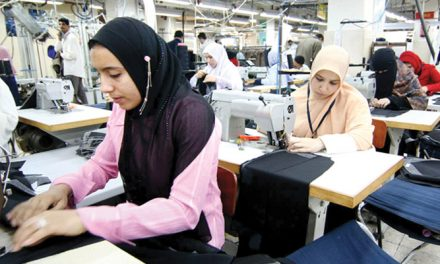 Egypt's garment exports worth $645 mn in Jan-May
