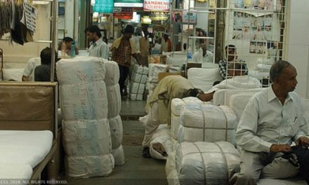 Import duty on textile items doubled by Indian Govt.
