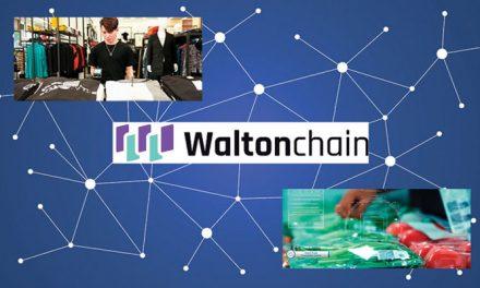 Kaltendin & Waltonchain launch WTCGarment system