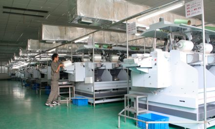 Textile Machinery drop in order intake for 2nd quarter