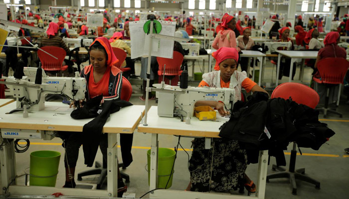 Tirupur garment exporters enticed by Ethiopia