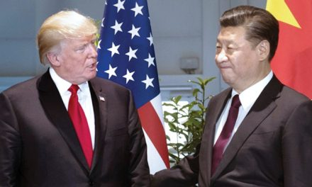 US tariffs on Chinese imports takes effect