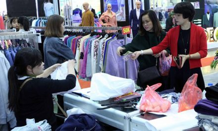 VN garment companies having better sales abroad