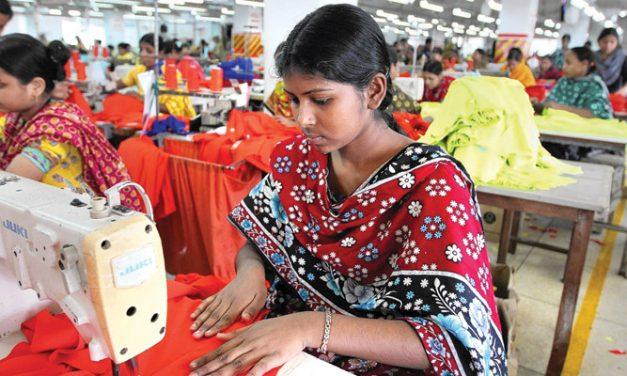What makes Bangladesh A hub of garment manufacturing?