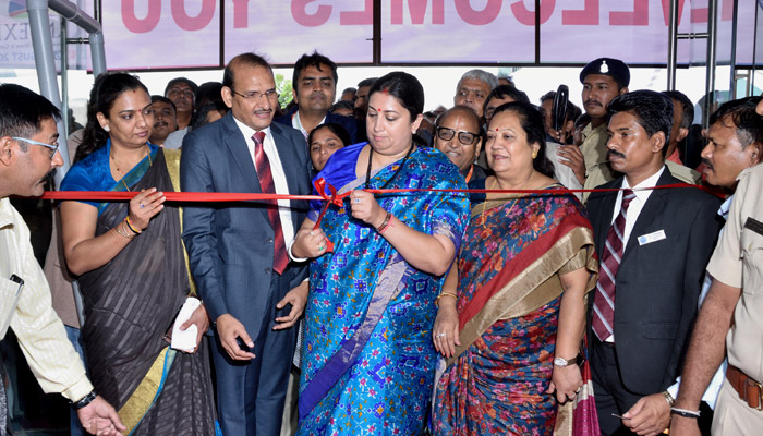 Yarn Expo 2018 Maiden event gets thumbs up from Surat industry