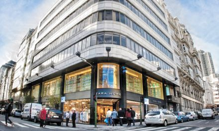 Zara owner to buy London landmark