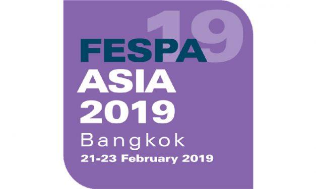 FESPA's Asia Print Expo 2019 to spotlight the printing world