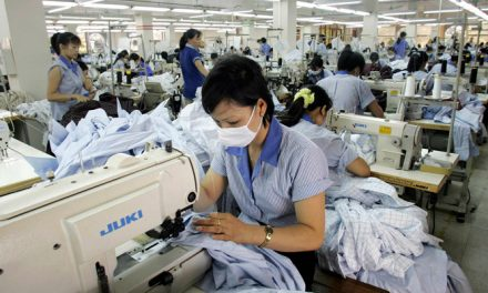 China to held Vietnam boost its textile manufacturing industry