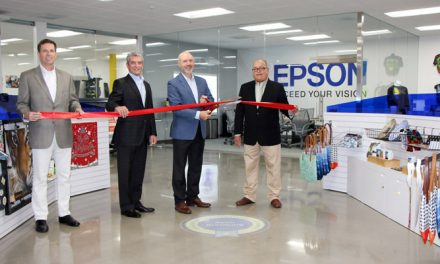 Epson's new technology centre in California