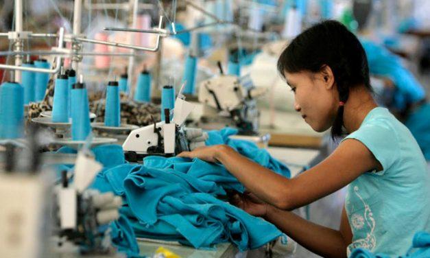 Myanmar's textile sector lose due to dollar appreciation