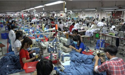Textile garment exports in Vietnam register increase of 14.9 per cent