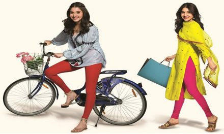 Anushka Sharma becomes new face of Softline Leggings