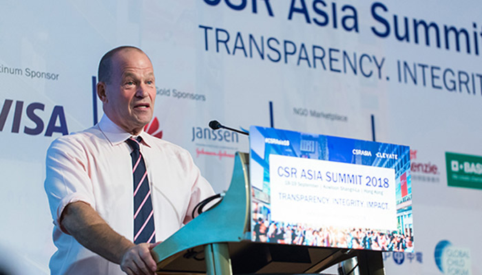 Asia's largest social responsibility and sustainability conference