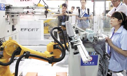Automation is reshaping apparel industry in many ways