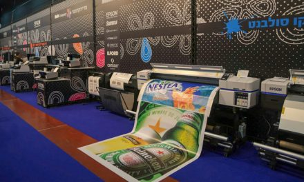 DTG solution for 100 per cent polyester printing by Epson
