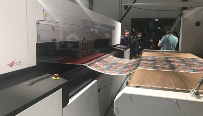 Digital Textile Printing to witness strong growth in next 5 years