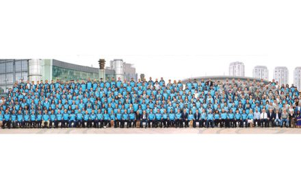 Jack organises Global Distributor Conference in China