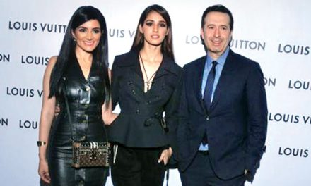 Louis Vuitton celebrates 15 years in India