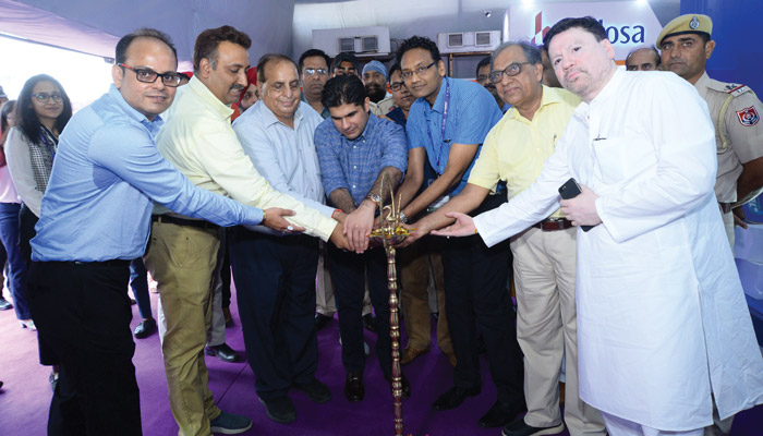 Maiden YFA Trade Show in Ludhiana Gets positive response from industry